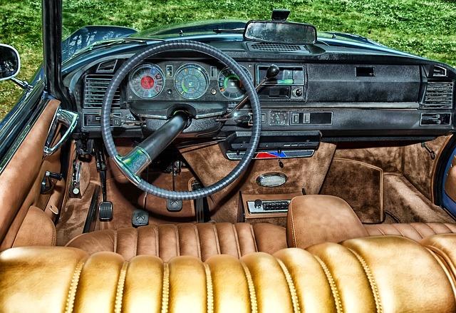 autopolstring forvandler bilen