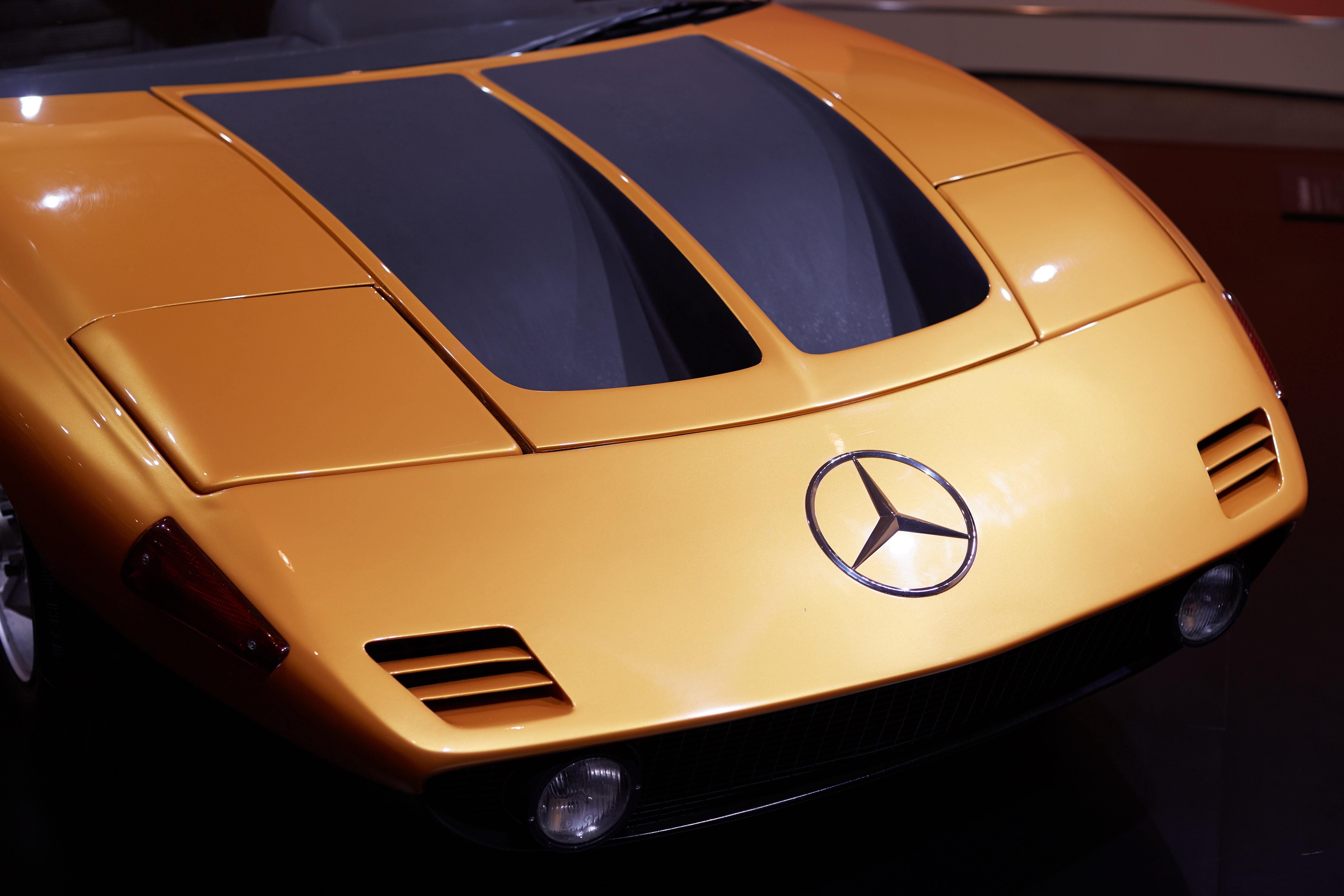 Læs mere om den nye Mercedes Benz A Klasse